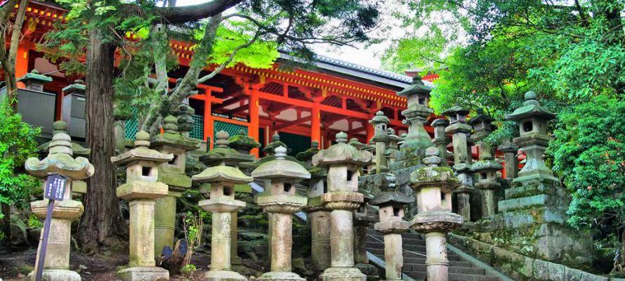Kasuga Grand Shrine - Nara